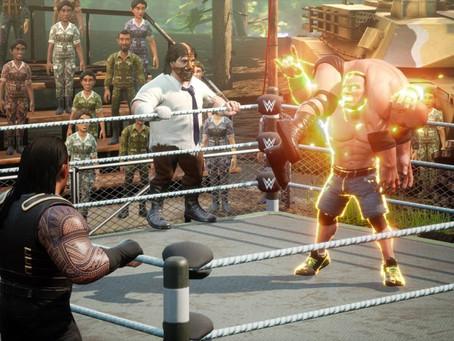 The Grappling Gamer: WWE 2K Battlegrounds