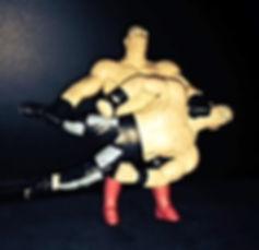 Ken Shamrock, Taka Michinoku, WWF, WWE, Bend 'Ems, Canadian Bulldog, Canadian Bulldog's World