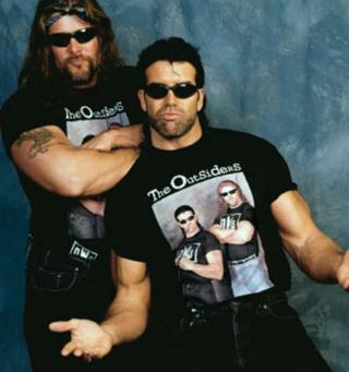 Tag Team Spotlight: The Outsiders