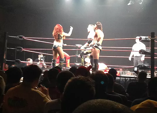 That Time The Young Bucks Had A Superkic