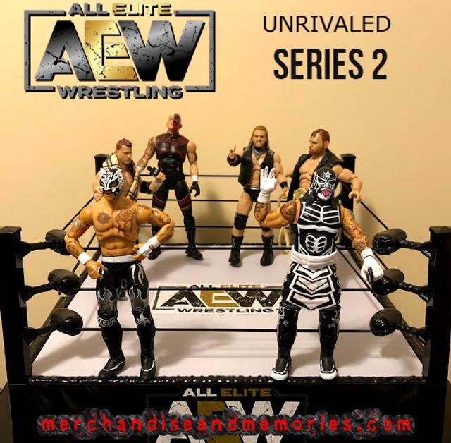 AEW Unrivaled Series 2