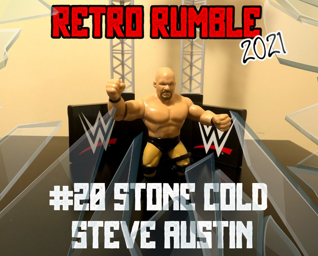 Stone Cold Steve Austin is here! Business is about to pick up!