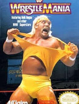 The Grappling Gamer: WrestleMania