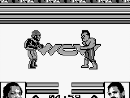 The Grappling Gamer: WCW The Main Event