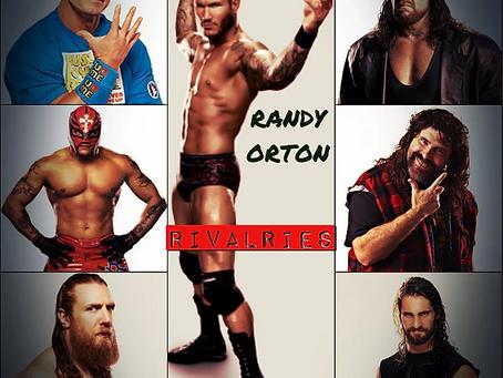 Top 50 Randy Orton Rivalries