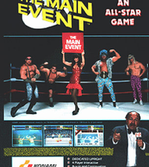 The Grappling Gamer: The Main Event
