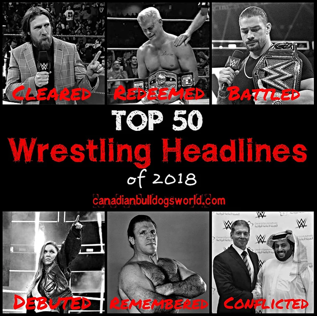 Top 50 Wrestling Headlines of 2018.png