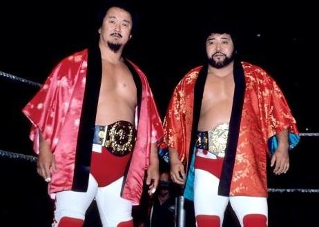 Fuji and Saito