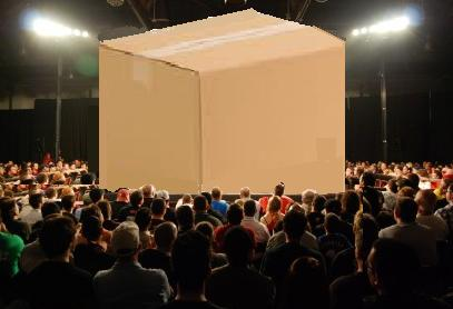 WWE Unveils Sealed Cardboard Box Match