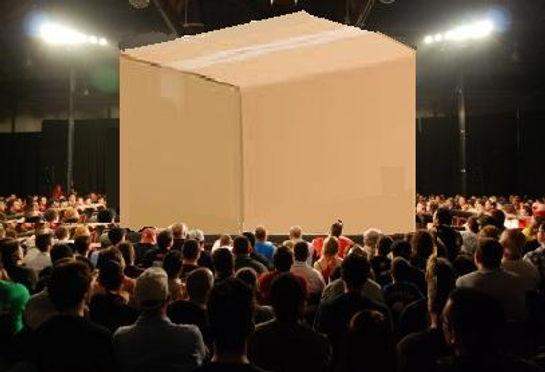 WWE Unveils Sealed Cardboard Box Match