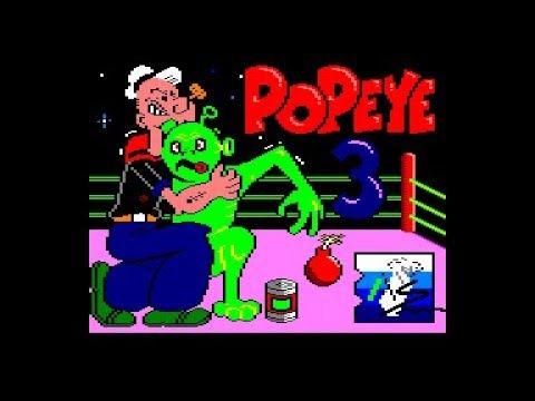 Popeye 3 - WrestleCrazy