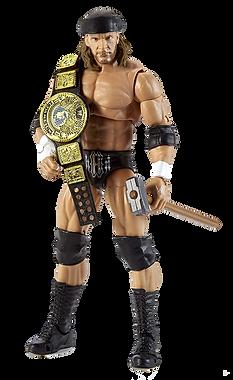 Triple H figure