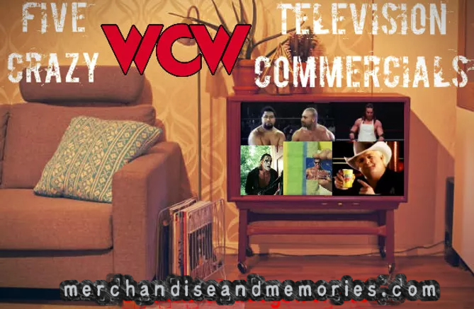 Five Crazy WCW Television Commercials