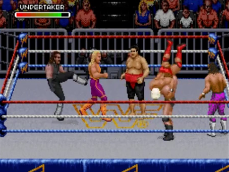 The Grappling Gamer: Royal Rumble