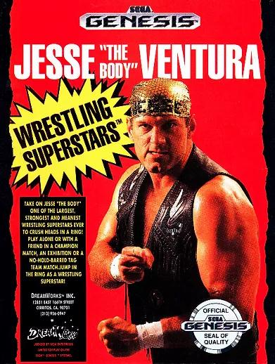 Jesse The Body Ventura