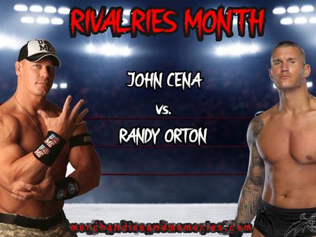 Cena vs. Orton