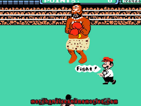 Mike Tyson's Punch Out Only The Opponents Are 80s Wrestling Villains