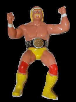 Hulk Hogan LJN