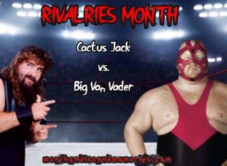Cactus vs. Vader