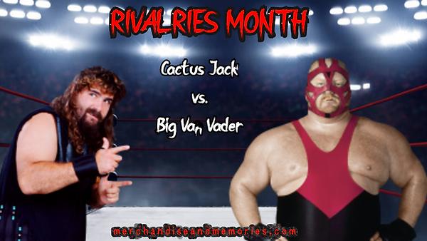 Cactus vs Vader