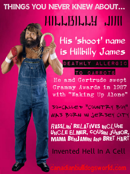 Things You Never Knew About Hillbilly Ji
