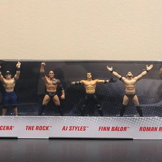 WWE Collectors 5-Pack