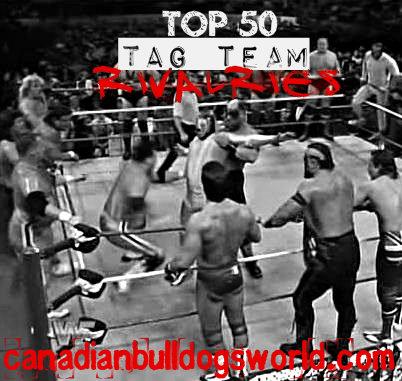 Tag Team Rivalries