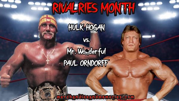 Hulk Hogan vs. Paul Orndorff