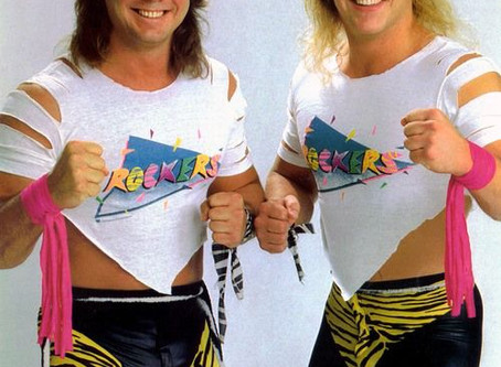 Tag Team Spotlight: The Rockers