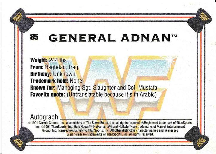 General Adnan