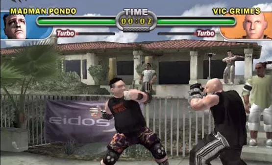 Backyard Wrestling 2