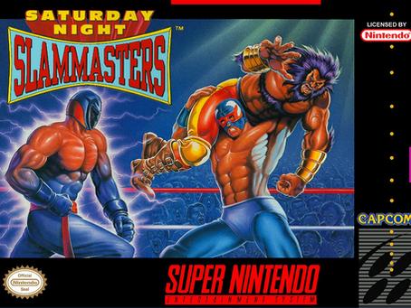 The Grappling Gamer: Saturday Night Slam Masters