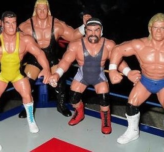 WCW Action Figure Armageddon