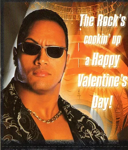 If Ya Smell What The Rock Is Kissin'
