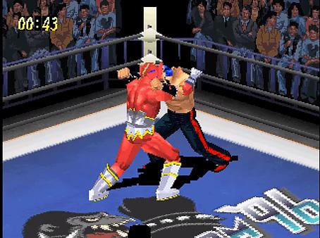 The Grappling Gamer: Iron Slam '96