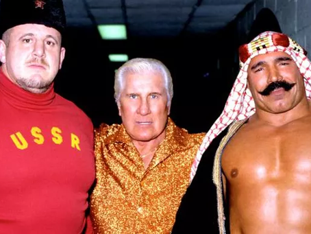 Tag Team Spotlight: The Iron Sheik & Nikolai Volkoff