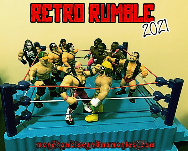 Retro Rumble 2021