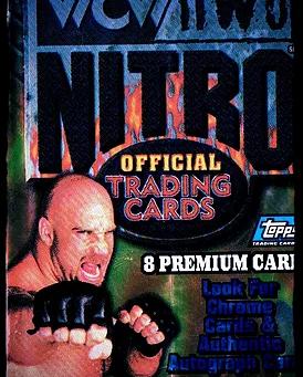Card Corner: Topps WCW/nWo Nitro (1999)