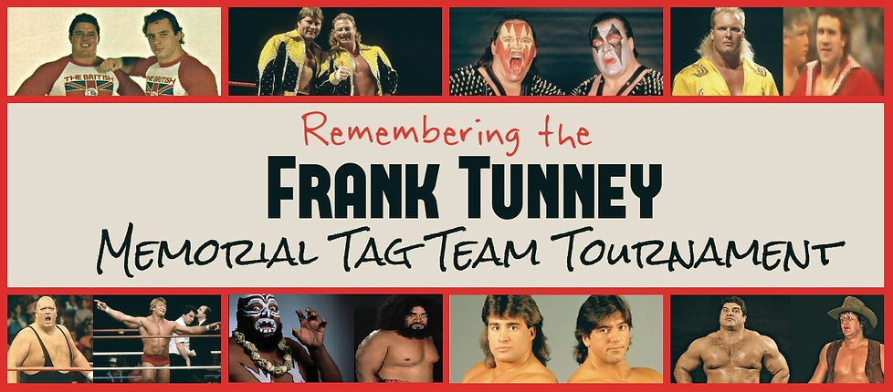 Frank Tunney Memorial Tournament