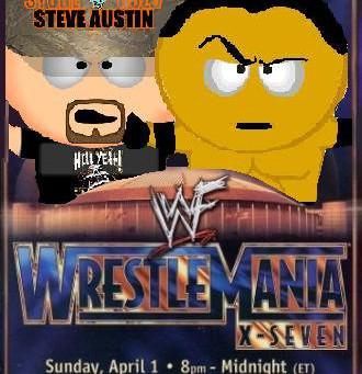 (BEST OF BULLDOG) WrestleMania Posters... Reimagined