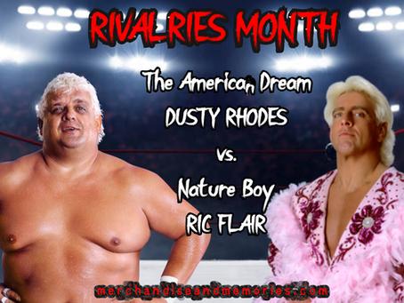 Dusty Rhodes vs. Ric Flair