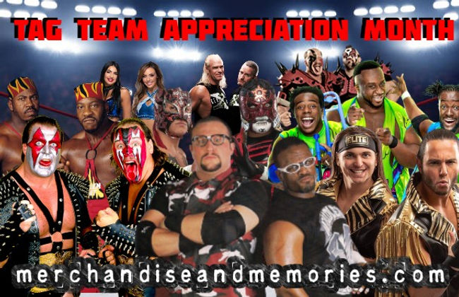 Tag Team Appreciation Month