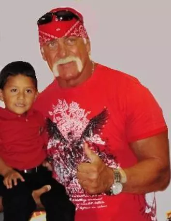 Hulk Hogan Refuses To Put Sick Child Ove