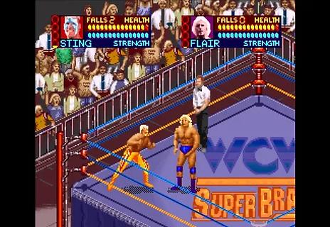 WCW SuperBrawl