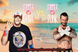 Summer of Cena vs