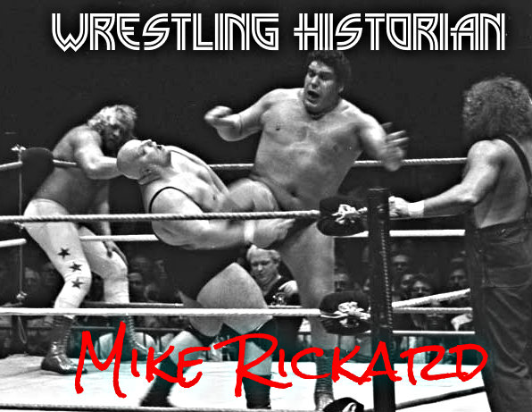 Wrestling Historian Mike Rickard