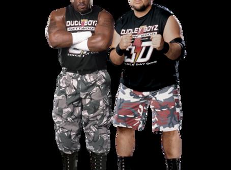 Tag Team Spotlight: The Dudley Boyz