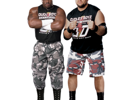 Tag Team Spotlight: The Dudley Boyz