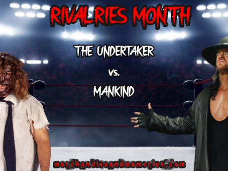 The Undertaker vs. Mankind