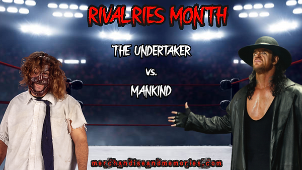 Undertaker vs Mankind